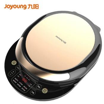 九阳(Joyoung)电饼铛智能控制 双面加热 定时自动断电 不沾煎烤机烙饼机 JK-30E11