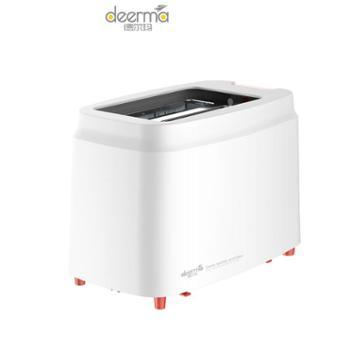 德尔玛(Deerma)SL261小型家用全自动烤面包机家用早餐机多士炉