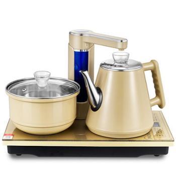 全自动上水壶电热烧水壶家用智能自吸抽水式电茶壶茶具电磁茶炉