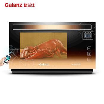 格兰仕全下拉门变频微波炉烤箱家用一体智能光波炉A7TM