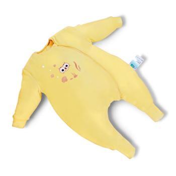 眠趣宝贝婴儿分腿睡袋秋冬季防踢被10-24个月新生儿加厚分腿宝宝睡袋