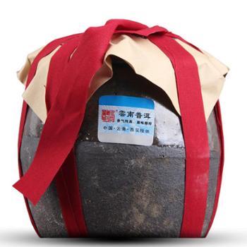 80年代中期普洱熟茶 勐海经典 樟香 土陶罐装陈年老普洱茶