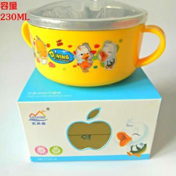 韩式儿童双柄碗