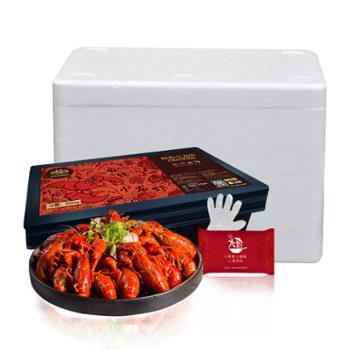 秘之醉小龙虾800g*2盒(十三香味800g+蒜香味800g)7-9钱大小净虾2斤