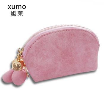 韩版小钱包女可爱学生零钱包袋卡包迷你小清新硬币包简约时尚