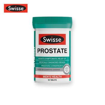 Swisse前列康男士男性锯棕榈前列腺康片2020年11月