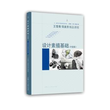 设计素描基础升级版王雪青郑美京精品课程