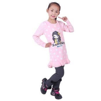 牧都绒语新款女童套衫ETW7161-62