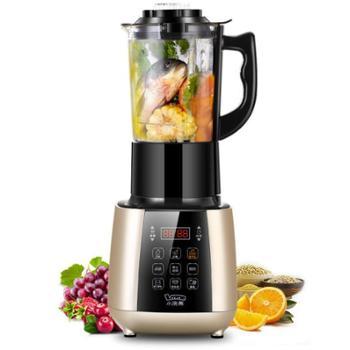 小浣熊破壁机料理机加热家用全自动多功能搅拌机豆浆机婴儿辅食机