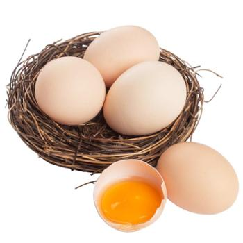 誉福园农家新鲜鸡蛋30枚装