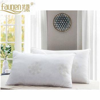 芳恩家纺 FN-R720-1 珠光羽丝枕