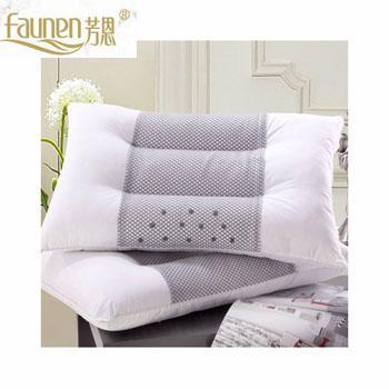 芳恩家纺 FN-R705 决明子磁疗枕 颈椎护颈枕单人成人保健枕枕芯