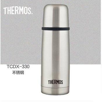 子弹头保温杯 不锈钢真空直身 办公杯TCDX-330