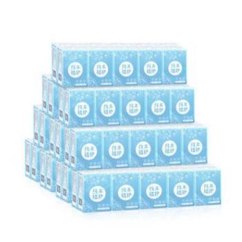 【包邮】植护手帕纸小包纸巾餐巾抽纸面纸原生浆每件10条100包三层便携装