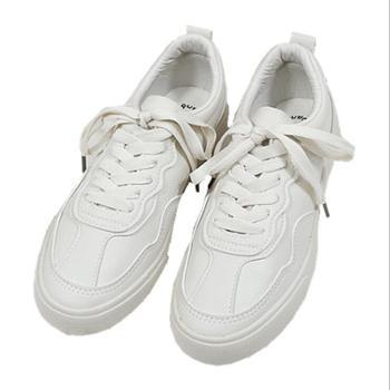 远波百搭基础小白鞋女学生韩版chic鞋子平底ulzzang女鞋