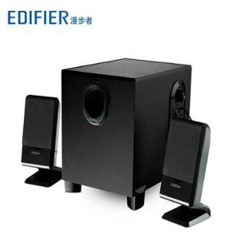 Edifier/漫步者R101V台式电脑音箱笔记本多媒体音响2.1重低音炮