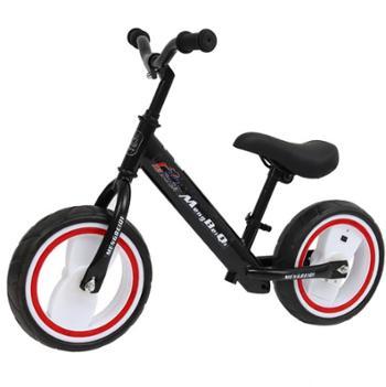 萌贝琪儿童平衡车无脚踏滑步车滑行自行车