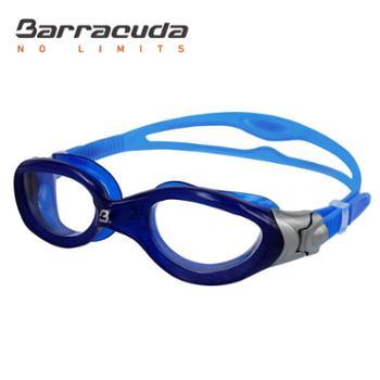美国巴洛酷达Barracuda泳镜男女通用成人款抗紫外线防水防雾游泳眼镜#15420