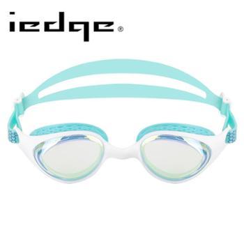 美国巴洛酷达iedge系列电镀近视游泳眼镜VG-961