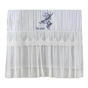 缤谷空调罩挂机防尘罩开机不取加长防直吹挡风帘卧室空调罩 开机不取