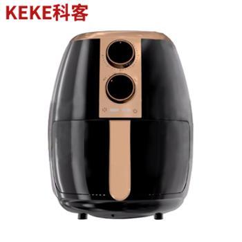 科客KEKE空气炸锅家用智能无油烟电炸锅大容量薯条机烤箱大功率
