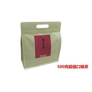 三滴水潮元昌凤凰单丛茶乌龙蜜兰香超值口粮茶500克2019年新茶