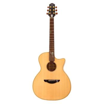 MUXIKA慕西卡民谣吉他40寸面单吉他单板吉他G200C