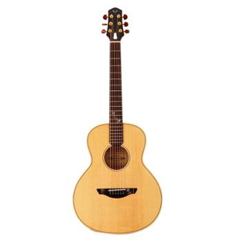 MUXIKA慕西卡36寸民谣吉他新手入门吉他旅行吉他单板吉他G260