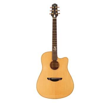 慕西卡41寸民谣吉他G21c