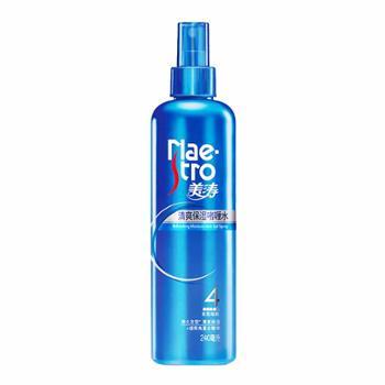 美涛保湿定型啫喱水持久定型喷雾清香男女士蓬松头发造型发蜡240ml
