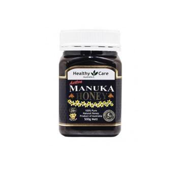【保税仓】HealthyCare澳大利亚麦卢卡蜂蜜5+500g