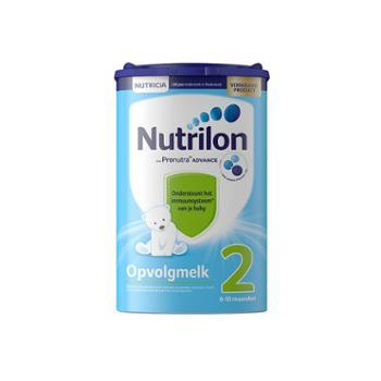 【保税仓】荷兰牛栏 Nutrilon 婴幼儿 奶粉 2段 850克/罐(6-10个月)