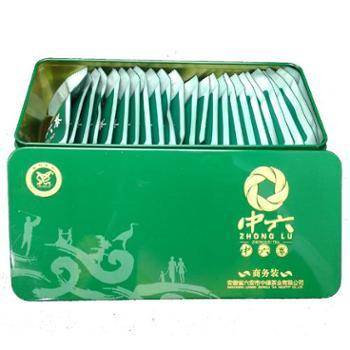 """""""中六""""牌商务茶,手工制作六安瓜片,新鲜绿茶5g*24"""
