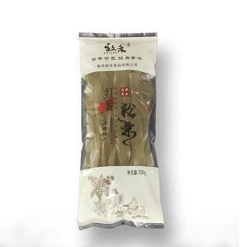 效合 重庆武隆红苕粉 红薯粉 特产美食300G袋装