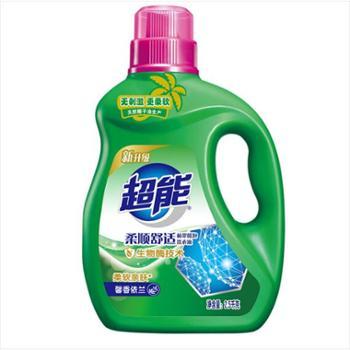 超能 植翠低泡洗衣液2.5kg