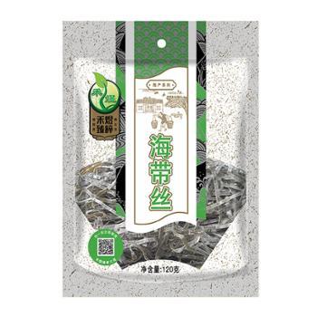 禾煜海带丝 120g*2袋