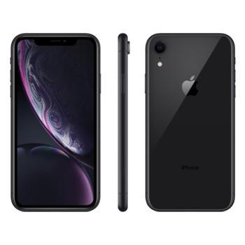 【24小时速发】AppleiPhoneXR6.1英寸移动联通电信4G手机(双卡双待)