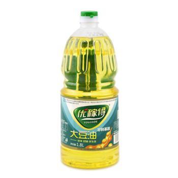 优稼得大豆油非转基因一级1桶/1.8L