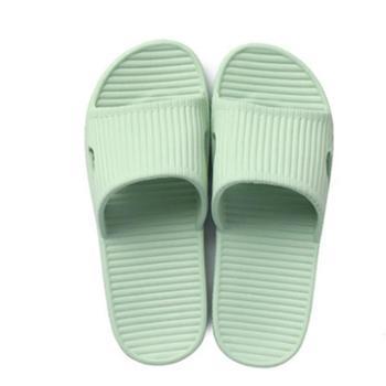 【满2双减10元】拖鞋女夏季家用室内厚底情侣男家居拖洗澡防滑浴室软底居家凉拖鞋
