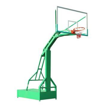 户外篮球架 移动标准篮球架 箱式篮球架HKF-1002