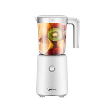 美的(Midea)MJ-WBL2501B榨汁机家用全自动多功能迷你料理机榨果汁