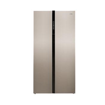 美的BCD-535WKZM(E)对开门风冷无霜智能家用电冰箱535L