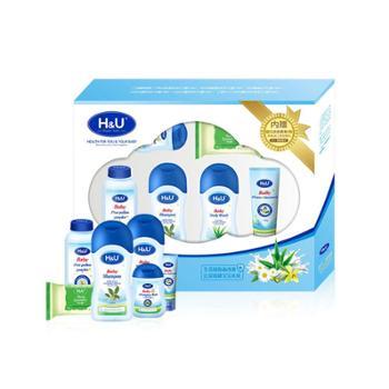 H&U婴儿专业护理礼盒