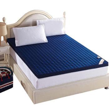 极云记忆棉床垫 加厚款学生床垫 可折叠单双人床垫