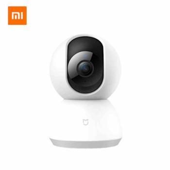 小米米家智能摄像机云台版360度全景高清手机家用网络监控摄像头