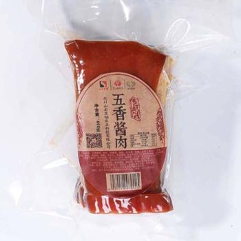 山石里铺 五香酱肉 400g袋装