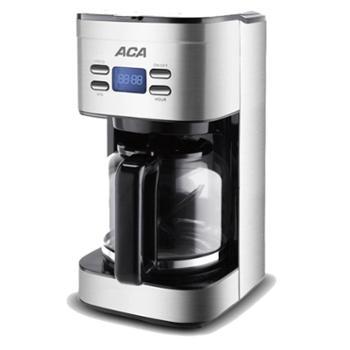 ACA/北美电器ALY-KF121D咖啡机一机多用美式滴漏萃取咖啡轻享异国情调