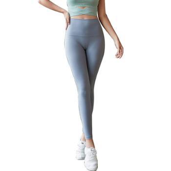 派衣阁女高腰跑步健身瑜伽裤 P75