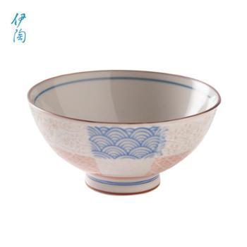 伊陶 日式碗汤面多用家用碗/个