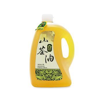 帝壹号初榨山茶油物流冷压榨山茶油2L家庭装